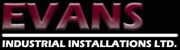 Evans Industrial Installations Ltd Logo